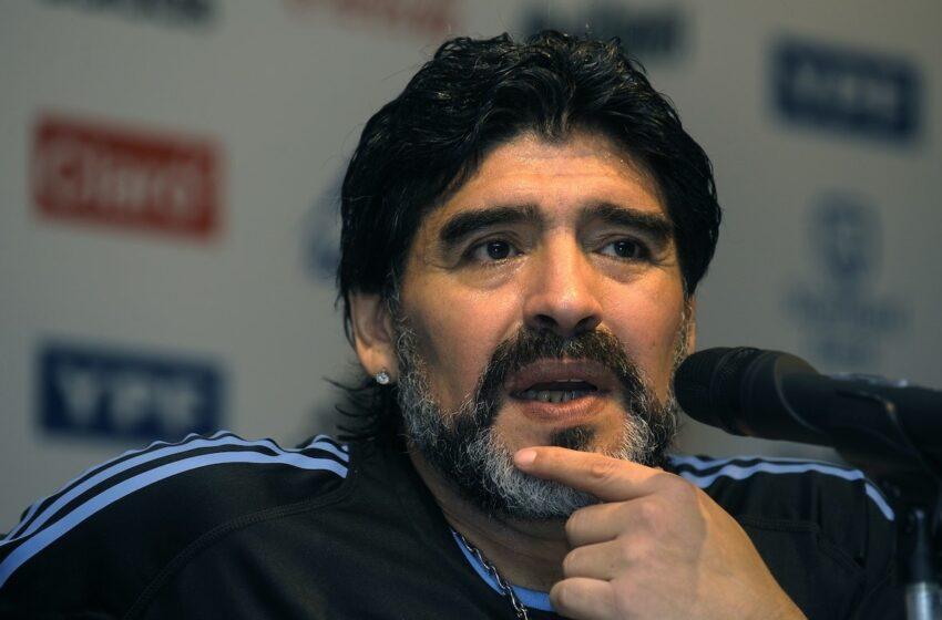 El corazón de Diego Maradona pesaba el doble de lo normal, revela autopsia