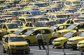 Se eliminaría el sistema de cupos de taxis, según proyecto unificado de apps de transporte