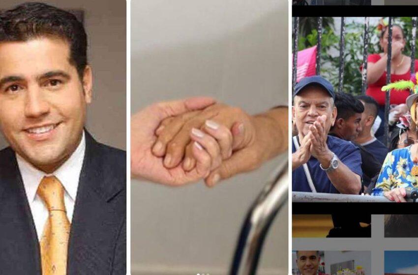 """""""Regresan juntos, el uno para el otro"""": conmovedor mensaje de Carlos Calero a sus papás"""