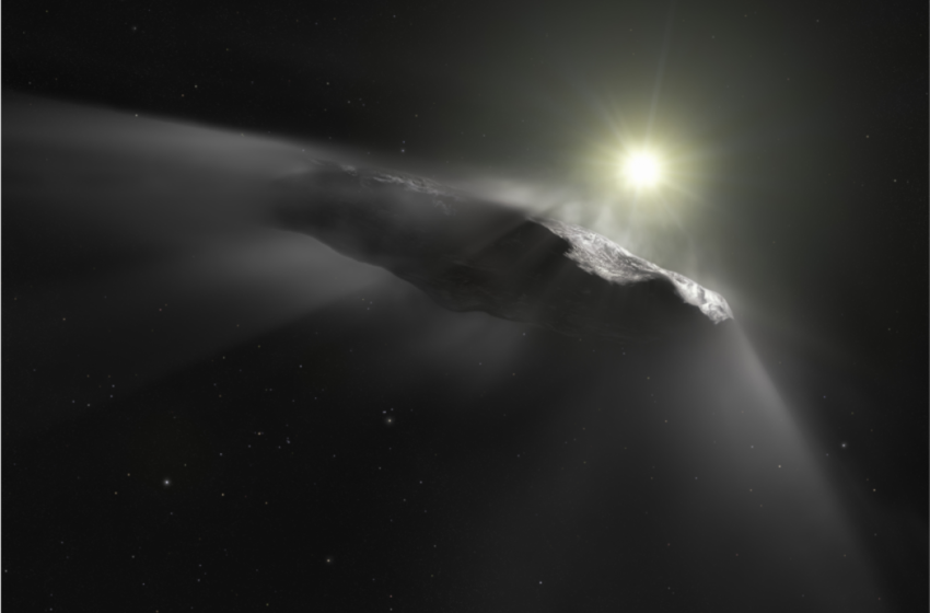 Científico insiste que en 2017 se detectó una señal de vida extraterrestre