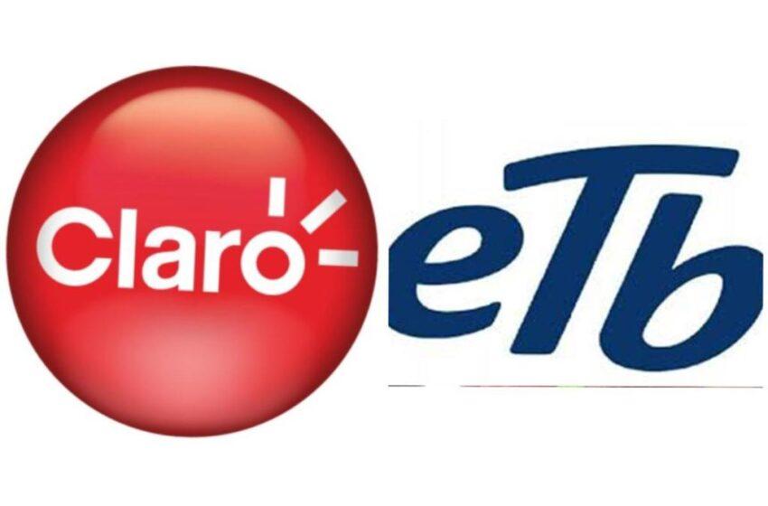 SIC sanciona a Claro y ETB por no atender quejas de sus usuarios