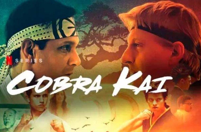 Tercera temporada de Cobra Kai, en Netflix, tiene emocionados a los espectadores