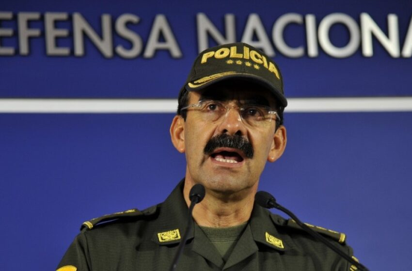 Coronel que denunció a Palomino explicó extraño 'ritual' en que untaban melaza a cadetes desnudos