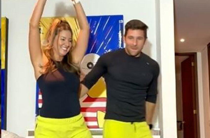 """Que alegría verte bailar"""", le dicen a Daniella Álvarez tras mostrar nuevos pasos con su prótesis"""