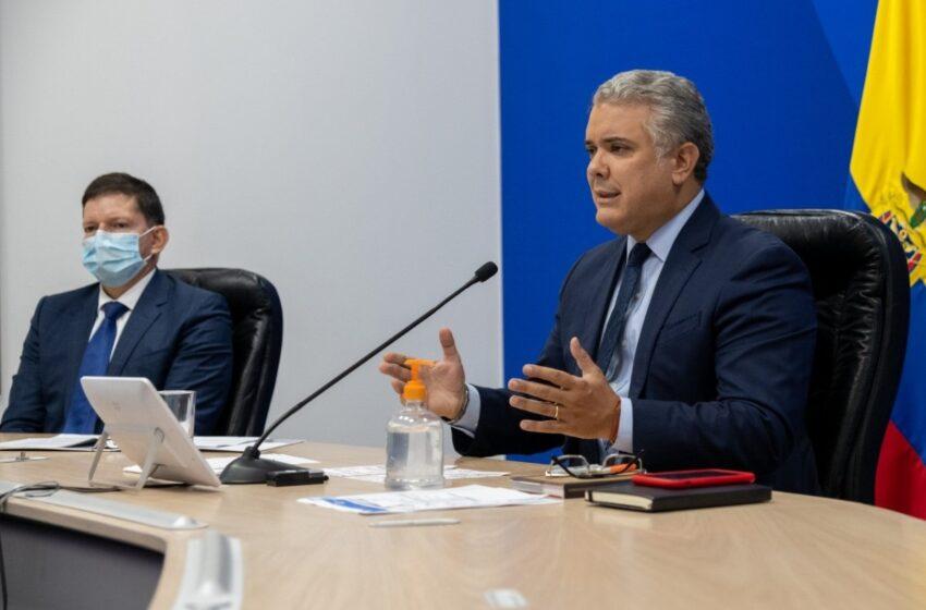 No puede haber doble rasero: Duque pide a JEP duras sanciones para exFarc acusados por secuestro