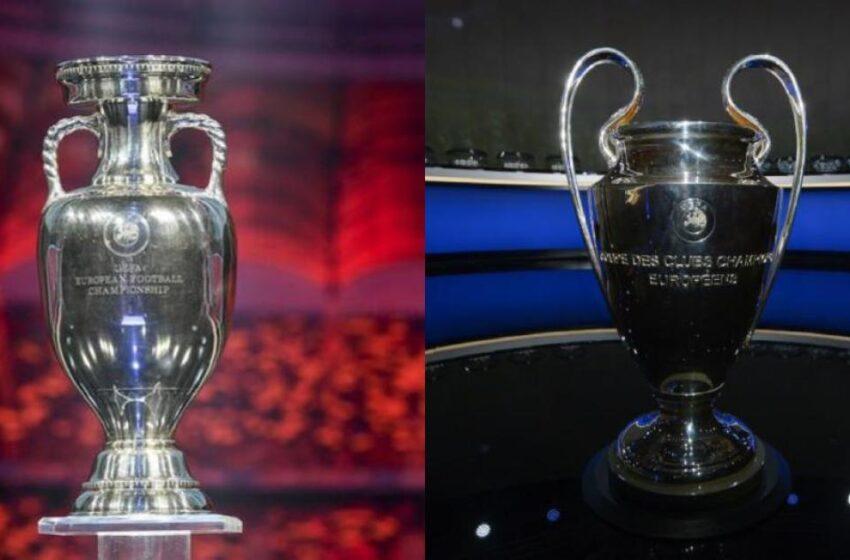 La UEFA mantiene sus planes para la Eurocopa y la Liga de Campeones