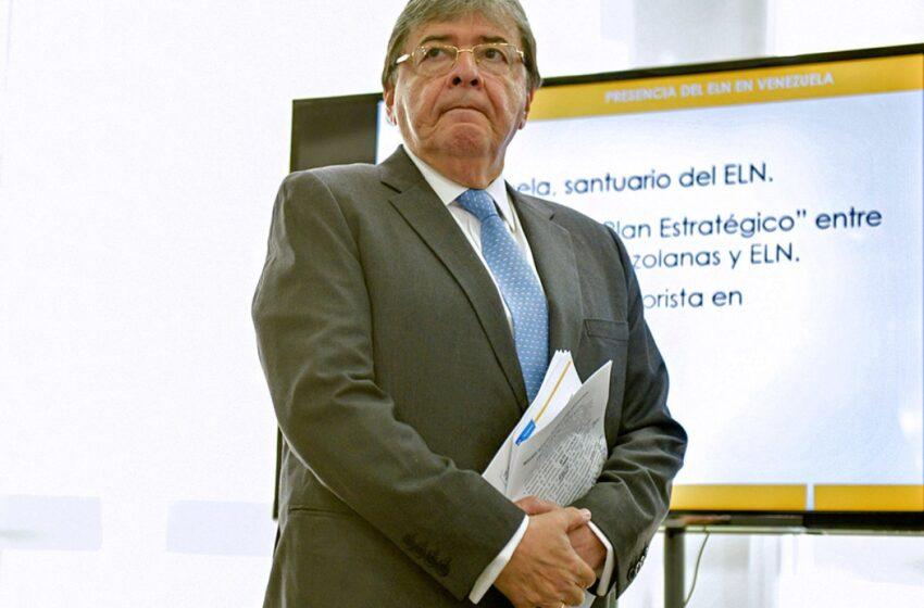 Desmienten audio de WhatsApp sobre estado de salud del ministro Carlos Holmes Trujillo