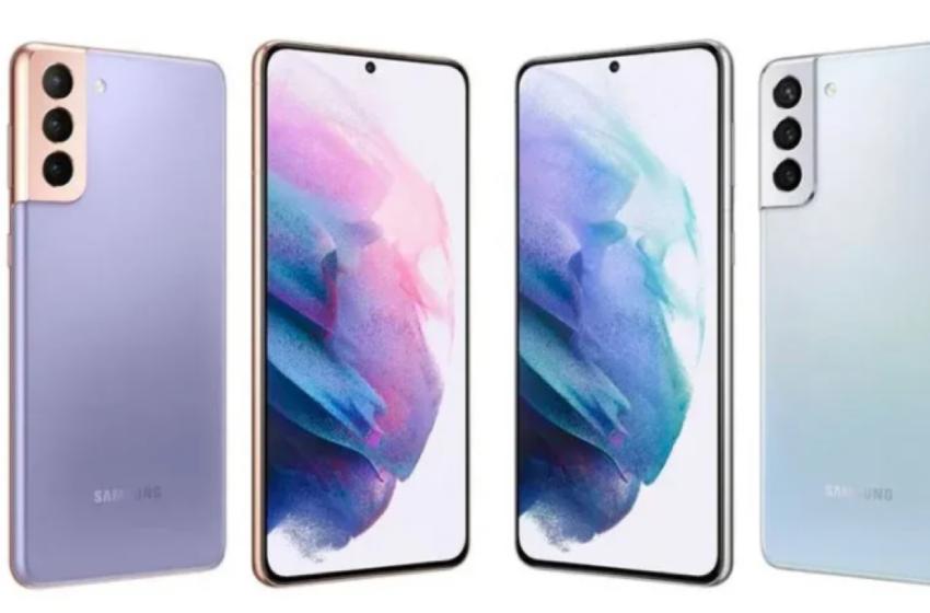 Este es el nuevo Samsung Galaxy S21, el reciente smartphone de la surcoreana