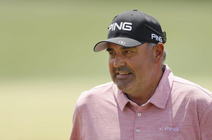 Detienen en Brasil al golfista argentino Cabrera acusado de golpear a su mujer Cecilia Torres Mana