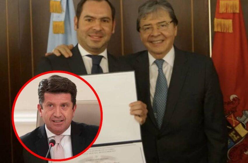 """""""Ningún perfil está vetado"""": MinDefensa sobre posible nombramiento de hijo de Carlos Holmes Trujillo"""
