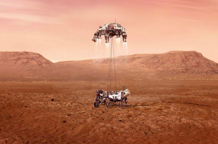 En vivo: NASA revela detalles de la misión a Marte con el Perseverance