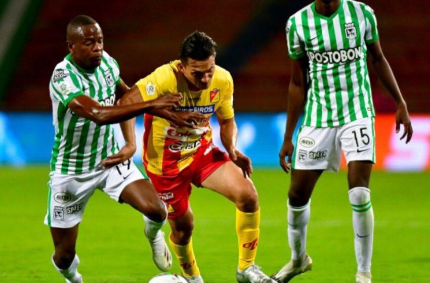 Nacional golea y Junior de Amaranto Perea es líder sólido del campeonato colombiano