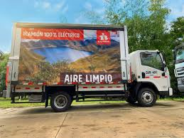Con camiones cero emisiones, Bavaria hará distribución urbana en Bogotá y Medellín