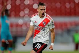 Le salió un nuevo pretendiente a Borré mientras se espera su renovación en River Plate
