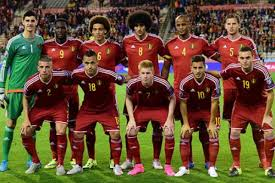 Bélgica mantiene el número 1 en una clasificación FIFA; Colombia sigue en el puesto 15