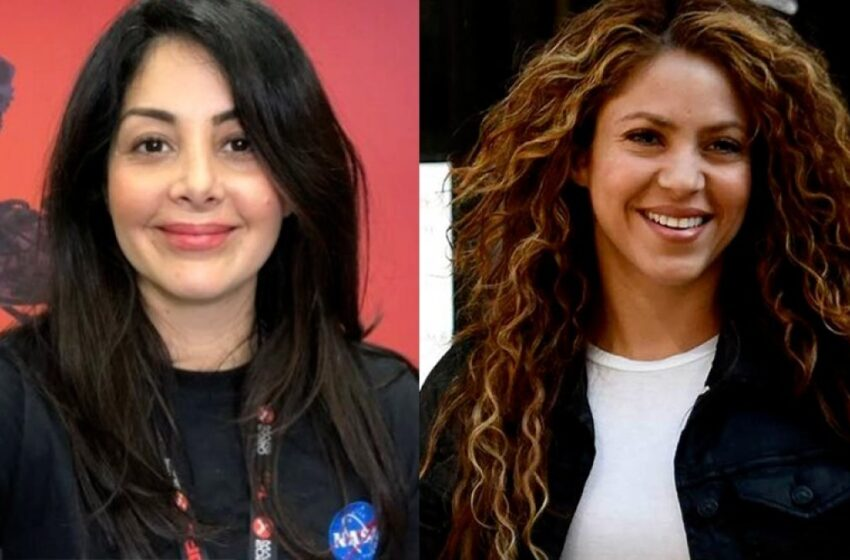 Mensajes entre Shakira y la NASA sobre Diana Trujillo se roban el corazón de la ingeniera