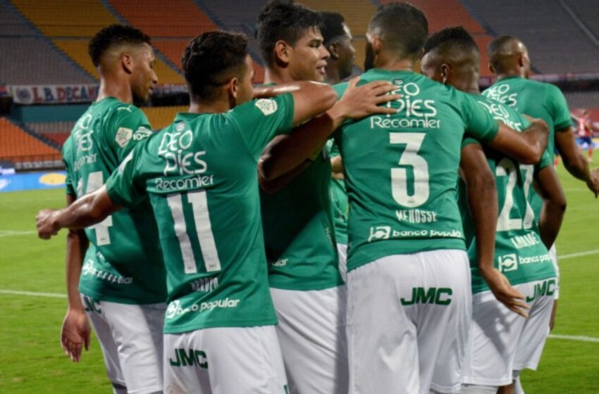 Deportivo Cali sigue al mando: así va el torneo apertura del fútbol colombiano