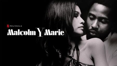 Malcolm & Marie: montaña de emociones en Netfilx protagonizada por Zendaya y John David Washington