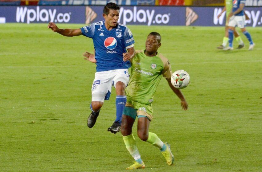 Inesperada derrota de Millonarios ante Jaguares en El Campín