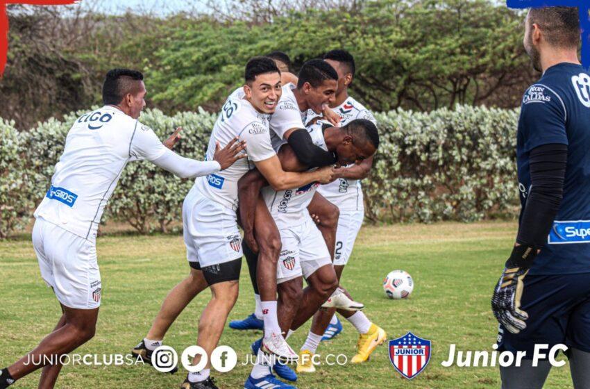 Junior de Barranquilla va por la victoria ante El Caracas por la Copa Libertadores