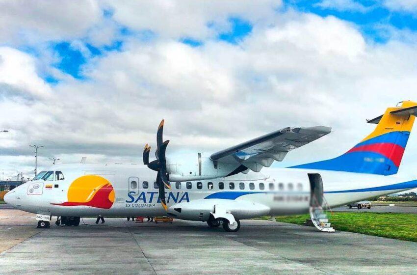 Autorizan vuelos desde y hacia Leticia: podrán viajar los vacunados con prueba de antígeno negativa