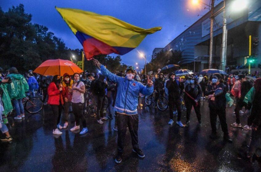 La Unión Europea también condena la violencia contra manifestantes del paro nacional