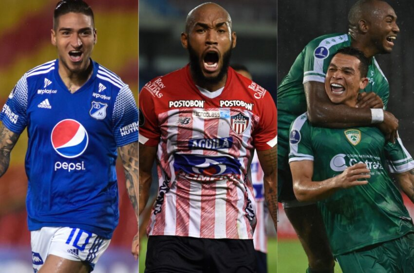 Millonarios, Junior y La Equidad, a semifinales de la liga colombiana