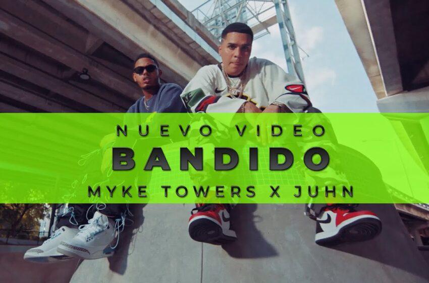 18. BANDIDO – MIKE TOWERS