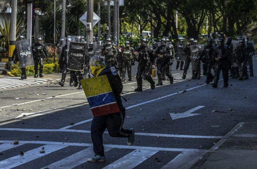 Les madrugamos a los violentos: MinDefensa sobre balance de capturas por vandalismo este 20 de julio