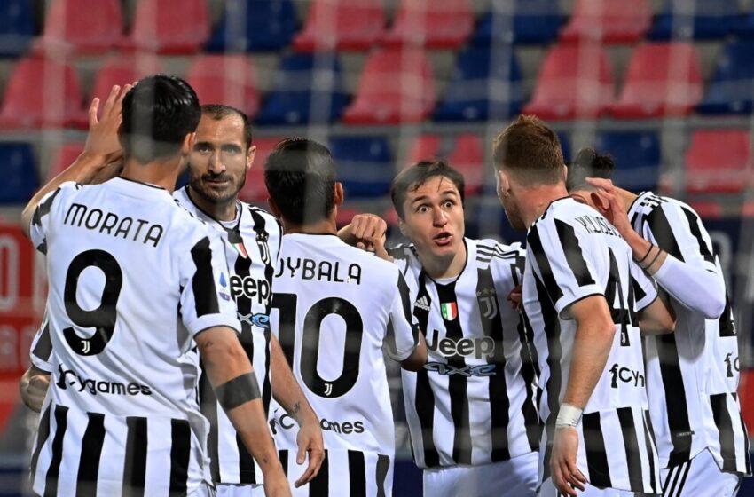 Juventus, en aislamiento por jugador contagiado de coronavirus