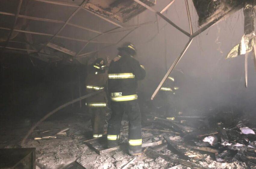«¡Por favor!»: desesperado clamor de dueña de hotel quemado y destrozado durante protestas en Neiva