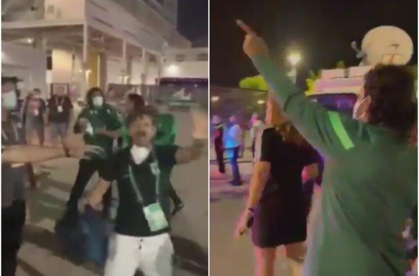¡Lamentable! Hinchas de Millonarios intentaron atacar a René Higuita tras partido contra Nacional