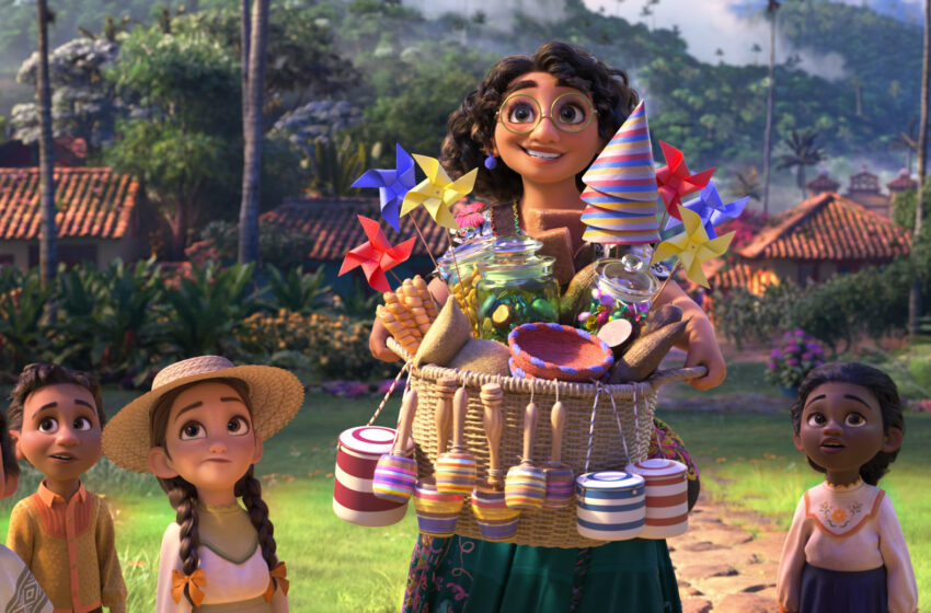 Encanto: Disney reveló nuevo trailer de la película que muestra la magia de la cultura colombiana