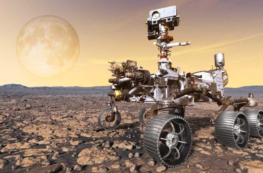 Nuevas revelaciones de Marte: hace muchos años, el cráter Jezero era un lago alimentado por un río