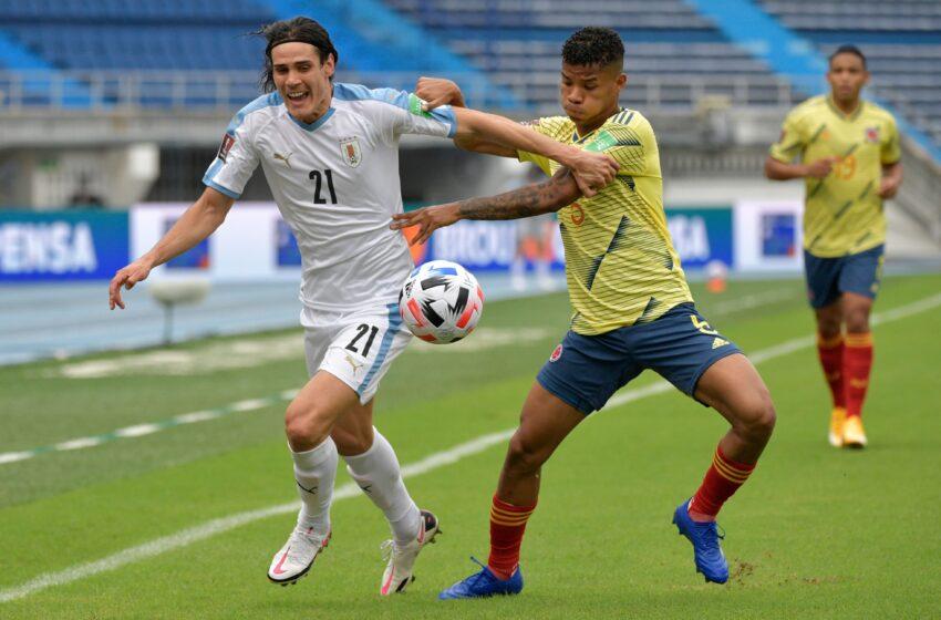 Eliminatorias Sudamericanas: Selección Colombia, en busca de una victoria en Uruguay tras 48 años