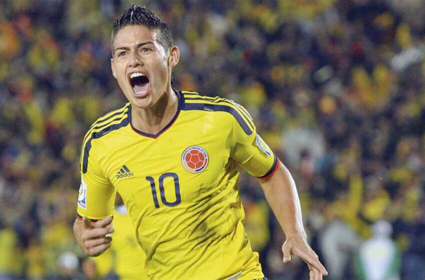 Ya son 10 años del debut de James Rodríguez con la Selección Colombia, ¿volverá a la tricolor?