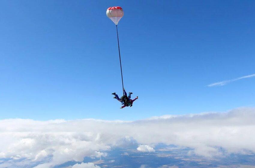 ¡No abrió el paracaídas! Soldado sobrevivió a caída desde un helicóptero en Tolemaida