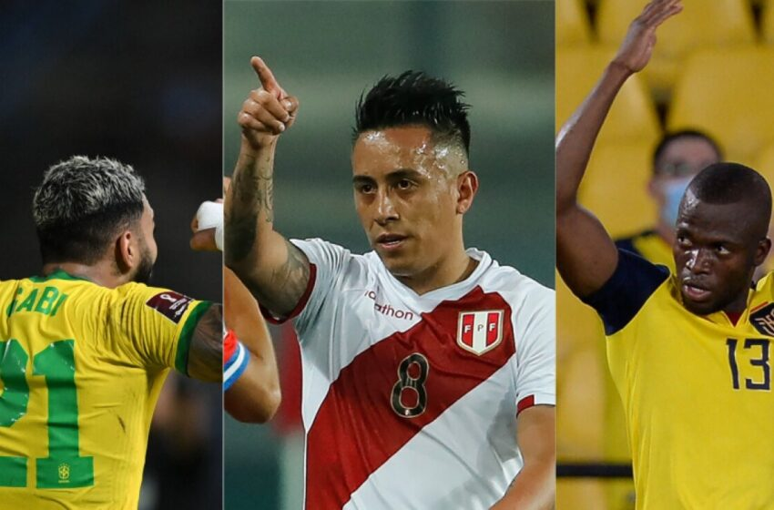 Reviva los goles de la fecha 11 de la Eliminatoria Sudamericana: Brasil, Perú y Ecuador ganaron