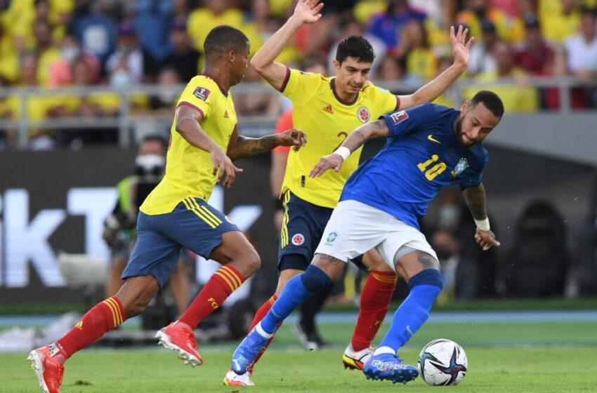 Confirmado los horarios de la Selección Colombia para enfrentar a Brasil y Paraguay por Eliminatoria