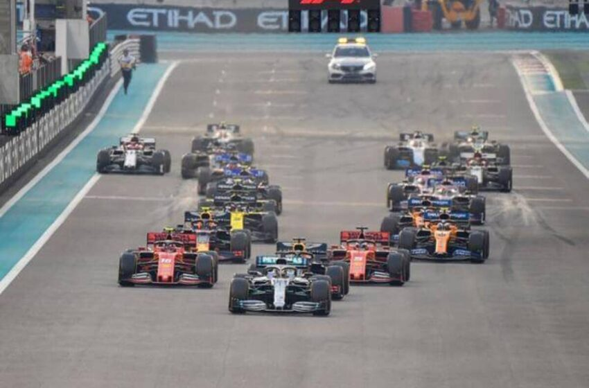 F1 confirma calendario de 2022: México y Brasil están incluidos