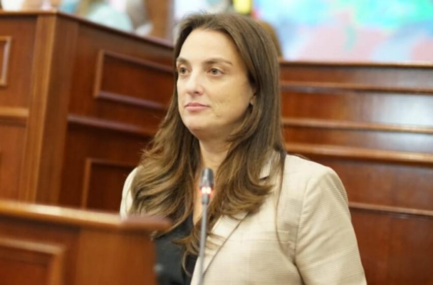 Corte Suprema cita a declarar a la exministra Karen Abudinen