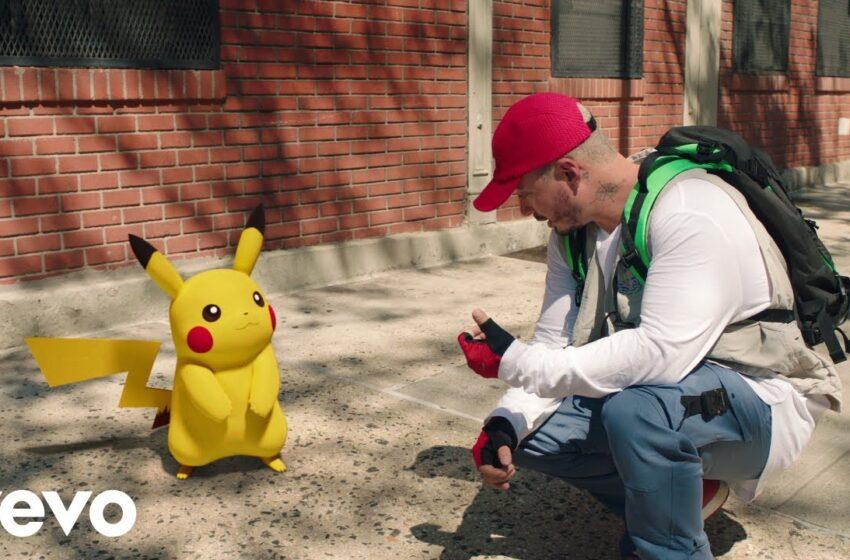 J. Balvin – Ten Cuidado (Pokémon 25 Version)